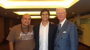 Joe Vitale, Erick & Bob Proctor