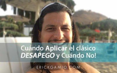 """Cuándo Aplicar el Clásico """"DESAPEGO"""" y Cuándo No"""
