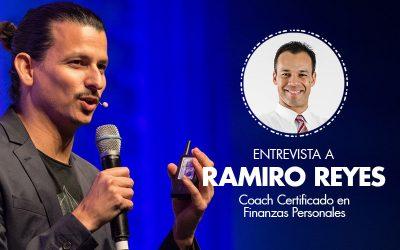 Cómo tener una mente que atraiga dinero siempre! (Entrevista con Ramiro Reyes)