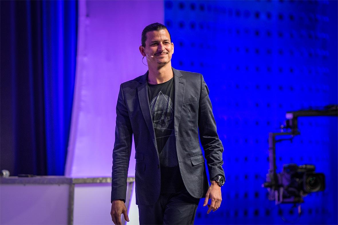 Erick Gamio en el Mastermind Event - ErickGamio.com