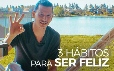 3 Simples Hábitos Para Ser Feliz :-)