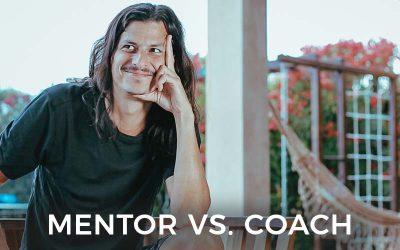 Mentor vs. Coach… Mi Dilema. ¿Tú qué Opinas?