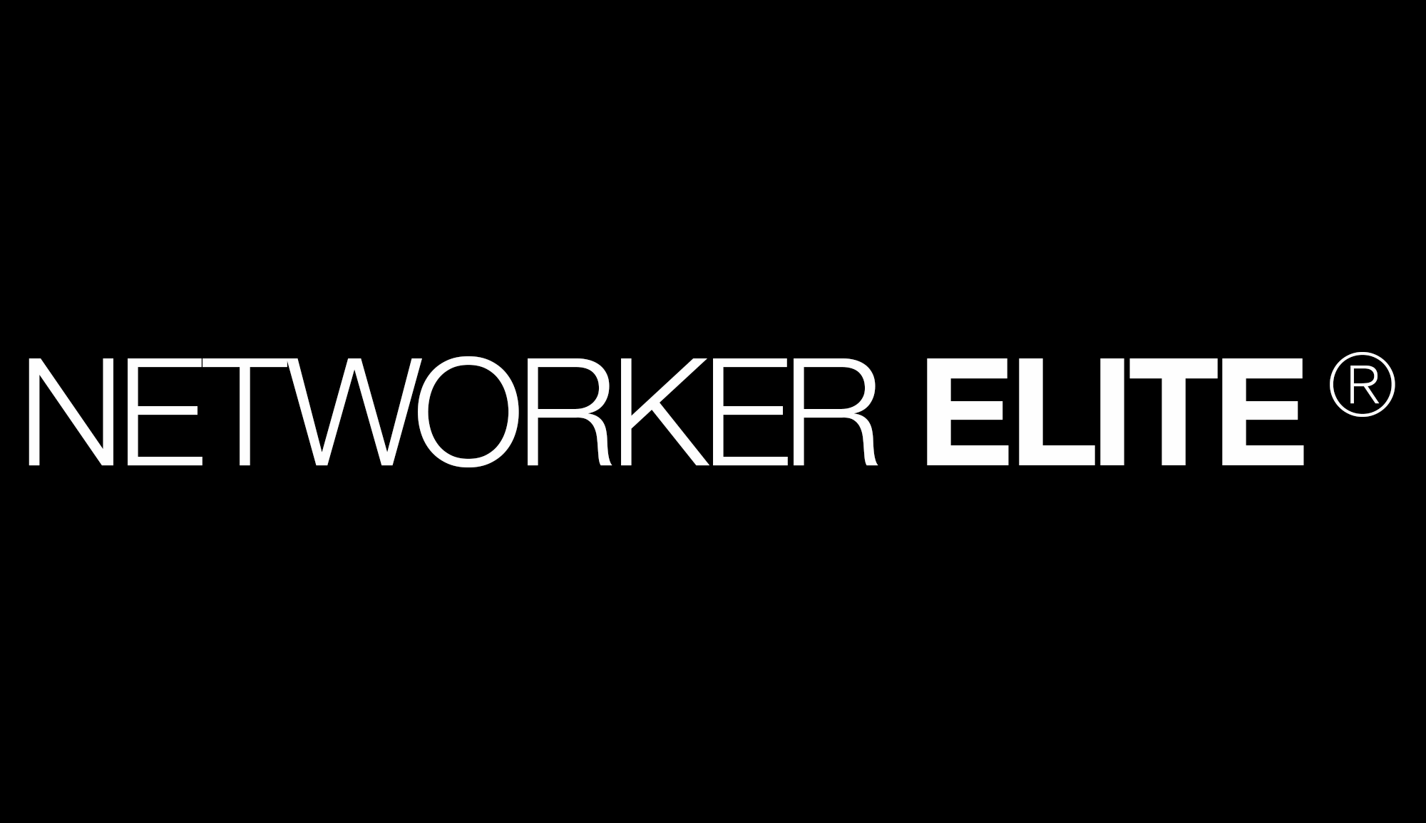 Networker ELITE - ErickGamio.com